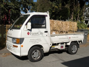 FarmCity Gardens Truck